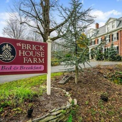 Brick Farm House
