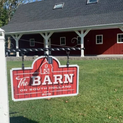 The Barn on South Holland